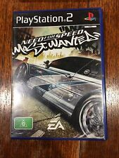 Need for speed most wanted, PS2, good, complete, tested, Playstation 2