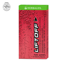 New Herbalife Liftoff®: Pomegranate-Berry Burst 10 Tablets