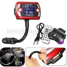 Car Bluetooth MP3 Player FM Transmitter Handsfree Steering Wheel for iphone 6 LG