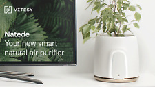 Natede Natural Smart Air Purifier - No Filters - Sustainable - Remove Viruses