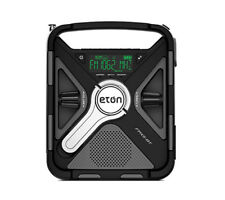 Eton FRX5-BT AM FM NOAA Weatherband Emergency Radio SAME Alert USB Bluetooth