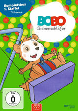 Bobo Siebenschläfer - Komplettbox - 1 Staffel  - 3 DVD Box
