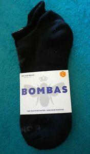 Bombas Socks Ankle Size Large L (Men's 9.5-13, Women's 11-13) 2 Pairs