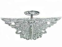 Austin 7 winged Grill Badge Emblem Motif Ruby Models 1934 to1938 Vintage Car AUD