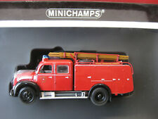 Minichamps 439141070 Feuerwehr Magirus TLF16  Neu OVP