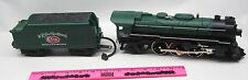 Lionel 1889 Case tested XX 4-6-2 steam engine and tender 21781