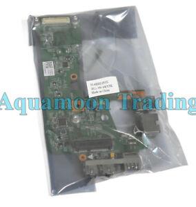 4WY5K Genuine OEM Dell Inspiron N5110 I/O Circuit Board Audio USB 3.0 ports