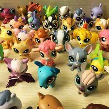 Zufällig 30pcs Original Littlest Pet Shop LPS Tierchen Baby Mädchen Figur Puppen