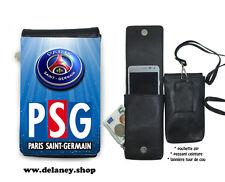 PSG football 01-004 Pochette M téléphone mobile étui, housse, pouch