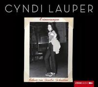 CYNDI LAUPER - ERINNERUNGEN 4 CD NEW