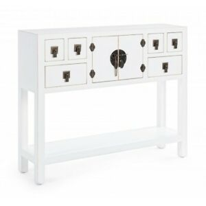 Console Table 2A-6C Bejing White Or Black