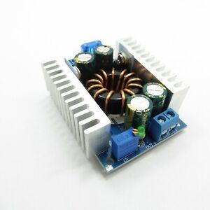 DC/DC 8-16V/9V-46V Step Up Adjustable Voltage Converter Boost Module 120W