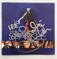 Jordin Sparks Signed Autographed Sparkle Original Motion Picture Soundtrack CD
