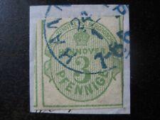 HANNOVER GERMAN STATES Mi. #20 rare VF used stamp! CV $1,450.00