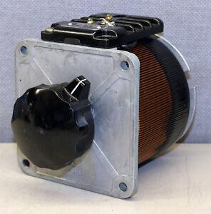 Superior Electric Company Q117U Powerstat Variable Transformer Variac