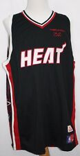 NWT SHAQ SHAQUILLE O'NEAL Miami Heat Jersey Majestic Photo Back Size 60