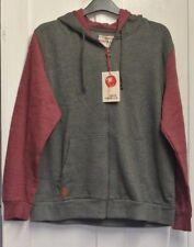 New Twisted Gorilla Mens/teens hooded zipper Jacket L