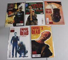 Complete Set Empire of the Dead 1 2 3 4 5 NM George Romero Zombie TV Show 2014