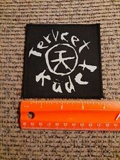 Terveet Kadet Rock Band Sew on Cloth Patch NEW