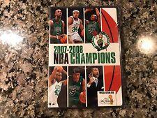 NBA Campions 2007-2007 New Sealed DVD! Semi Pro Blue Chips Like Me