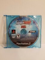 WWE Smackdown Vs Raw 2008 Featuring ECW WWF Sony PlayStation 2 Ps2 Disc Only