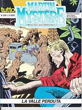Tutto Martin Mystere n° 58