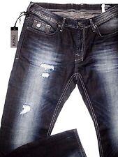 Buffalo David Bitton style DRIVEN straight leg men's jean size 40x34 NEW on SALE