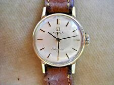 1965  OMEGA LADYMATIC AUTOMATIC COCKTAIL WATCH, SERVICED CALIBER 671.