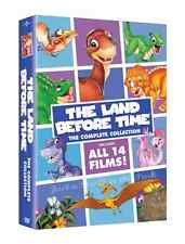 Land Before Time Series Complete 14 Movie Collection DVD Boxed Set NEW!