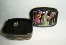 Raymonda Porzellan-Spieldose von Franklin Mint 1988 - neuwertig