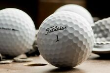 48 Titleist Pro V1 Black used golf balls Aaaa