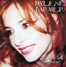 Mylène Farmer CD Single C'est Une Belle Journée - France (EX/EX)