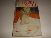 THE LUST SHUFFLE by DON BELLMORE, GGA, Nightstand Book #NB1878, 1968, Vintage PB