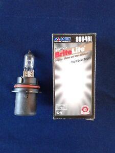 Wagner Headlight Bulb # 9004BL, Hi/Low Beam, 12V Lens Type HB1, Set of 2