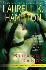 Strange Candy by Laurell K. Hamilton (2006, Hardcover)