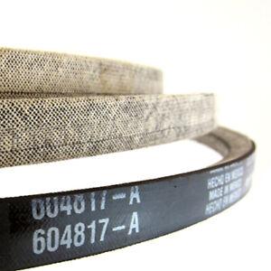 Genuine 54″ Hustler Raptor SD Deck Belt (604817) - SHIPS FREE