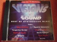 Visions of Sound-Best of Synthesizer Music (1994) Mike Oldfield, Ryuichi .. [CD]