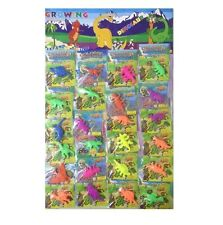 24 Jelly Growing Dinosaurs Animals Amazing toys for children Water toy