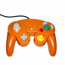 GameCube USB Controller Orange For Windows MAC And Linux By Mars Devices 6Z
