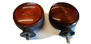 SCAMMELL AEC BEDFORD MILITARY MODEL 34 INDICATOR LIGHTS (PER PAIR)