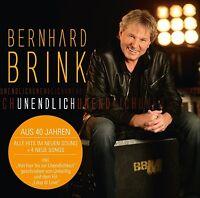 BERNHARD BRINK - UNENDLICH  CD NEU