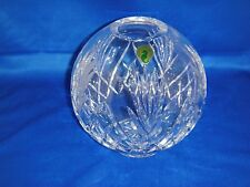 Waterford Crystal Lafford Rose Bowl Centerpiece Large Crystal Bowl (NEW)