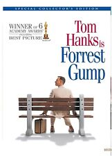 Forrest Gump Dvd Movie Comedy Drama Special Collectors Edition 2 Discs