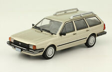 VW Volkswagen Santana Quantum CG Wagon 1985 Rare Diecast Scale 1:43 + Magazine