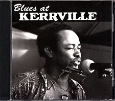 BLUES AT KERRVILLE CD- Dave Van Ronk/Marcia Ball/Kenny Sultan (SWKCD 1016) Live