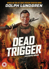 Dead Trigger DVD (2019) Dolph Lundgren, Cuff (DIR) cert 15 ***NEW*** Great Value