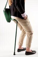 FlipStick FOLDING Walking Stick with Seat / Flip Stick / With Handle