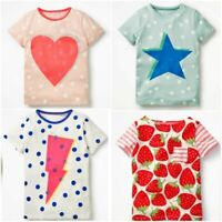 New Ex Mini Boden Girls' Top, Was £28 Now £8.99