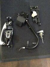 Mercedes Benz CLK W209 A209 lock set - boot and driver door locks key
