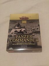 Panzer Commander (PC, 1998) COMPLETE BIGBOX FRENCH